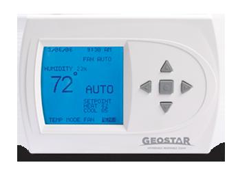 U04 Thermostat Geostar